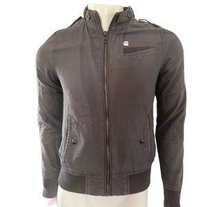 G-Star Raw Black Light Jacket Size Small